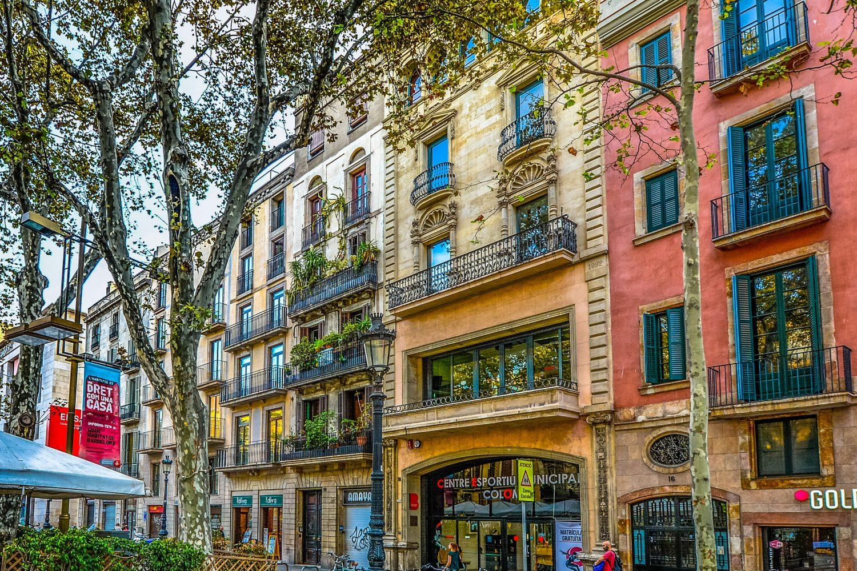 Barcelona La Rambla