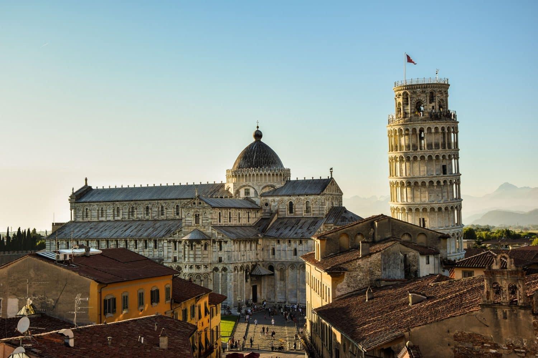 Mesto Pisa 2